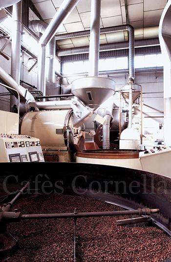 Instalaciones Cafès Cornellà