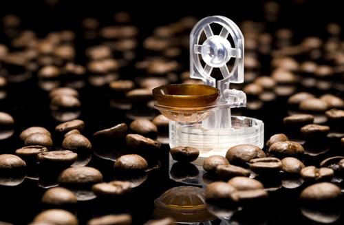 COFFEE LEENS de LAVAZZA