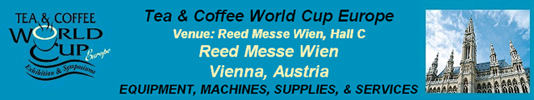 2010 Tea & Coffee World Cup Europe