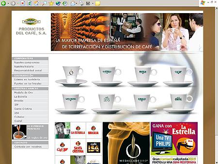 Productos del Café